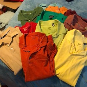 Other - Men's Polo Shirts Bundles-your way